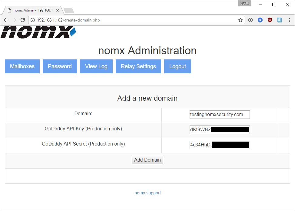 Защищённый почтовый сервер Nomx: мошенничество за $200 - 5