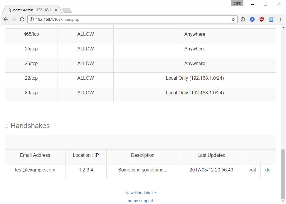 Защищённый почтовый сервер Nomx: мошенничество за $200 - 6