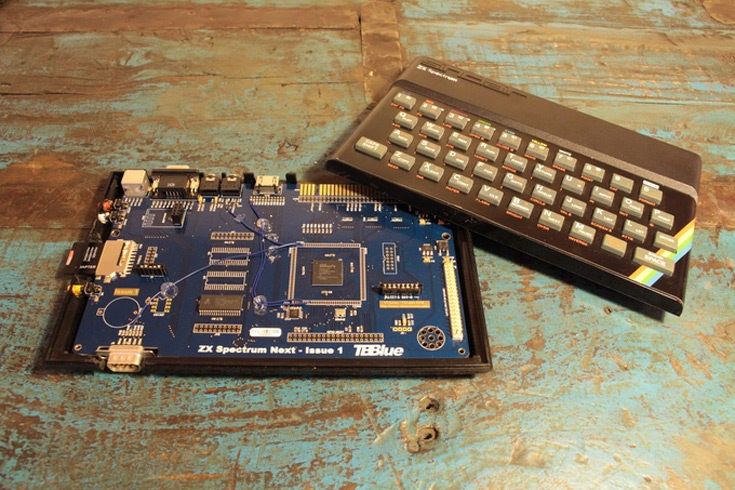 На этой неделе компьютеру ZX Spectrum исполнилось 35 лет