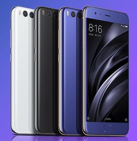Большой спрос на смартфон Samsung Galaxy S8 привел к задержке Xiaomi Mi 6 Plus