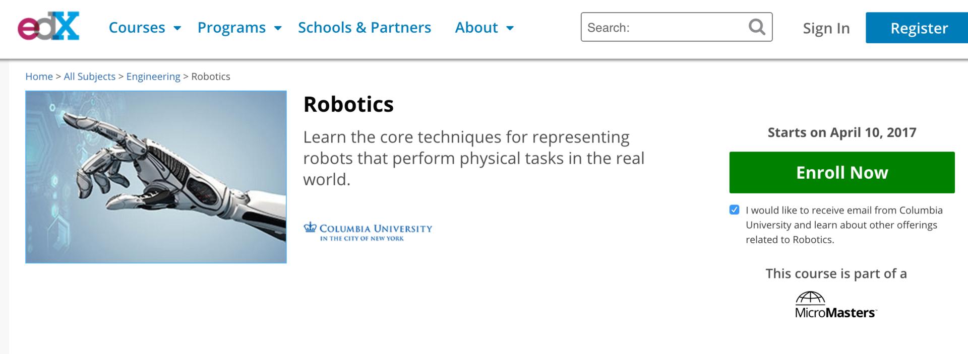 Где поучиться робототехнике онлайн? - 4