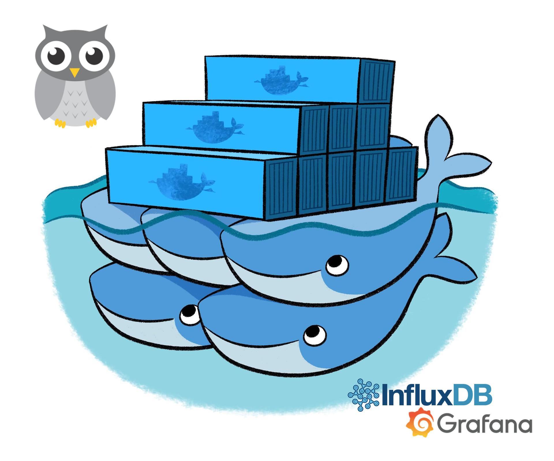 Мониторинг Docker Swarm с помощью cAdvisor, InfluxDB и Grafana - 1