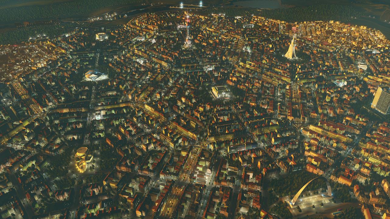 Шестиугольный город - 1