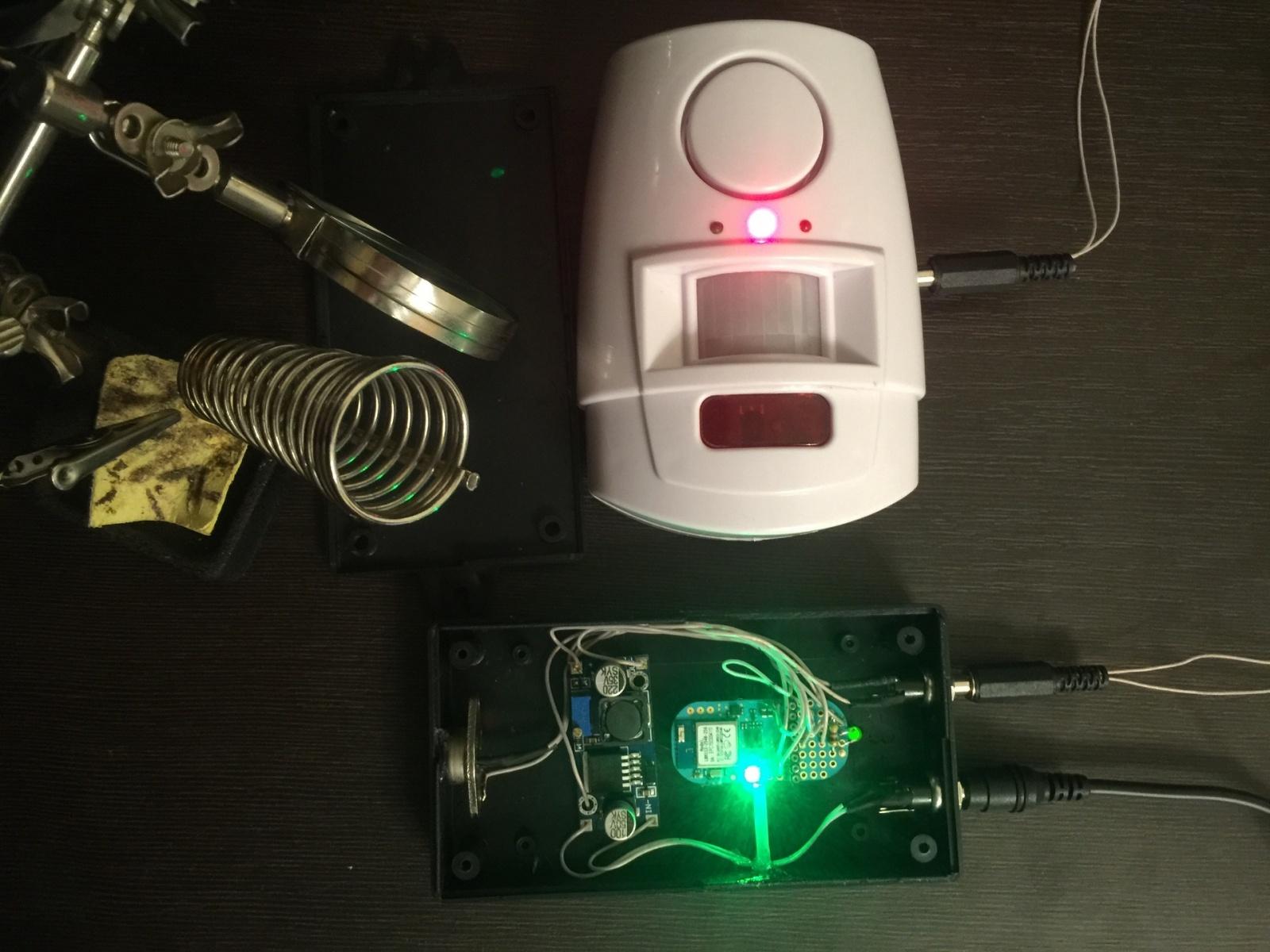 Удаленное управления сигнализацией с телефона или компьютера - 3
