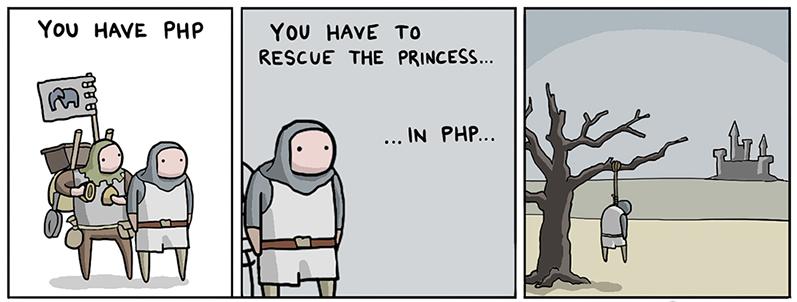 Уточка говорит «кря-кря», коровка говорит «му-му», «Runn Me!» — говорит нам очередной фреймворк* на PHP. Часть 1 - 1