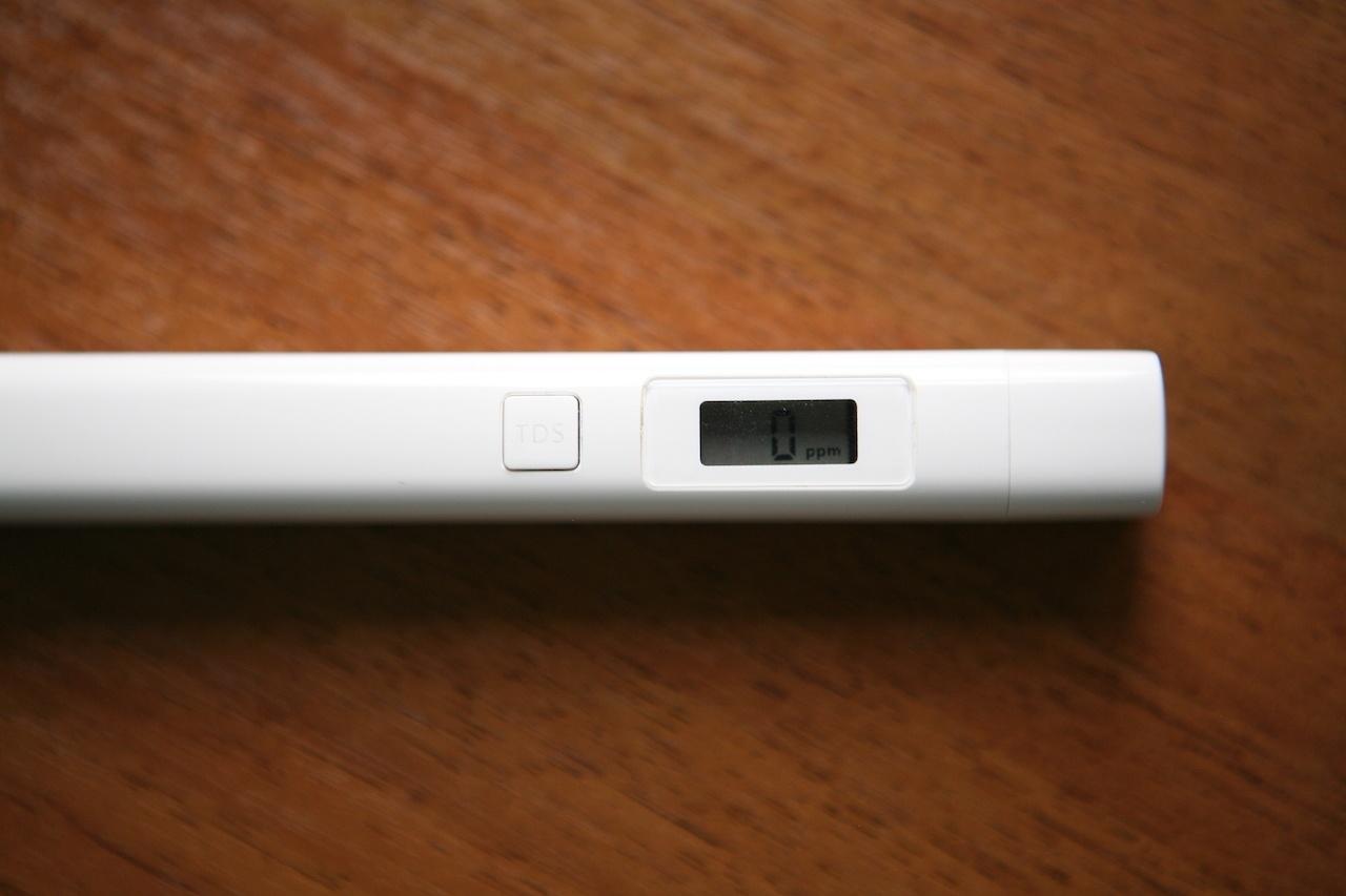 TDS Pen Xiaomi: измеряем уровень минерализации воды - 7