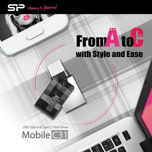 Silicon Power Mobile C3