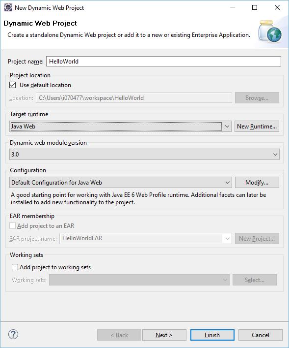 Как запускать на SAP Cloud Platform сервлеты из Eclipse - 10