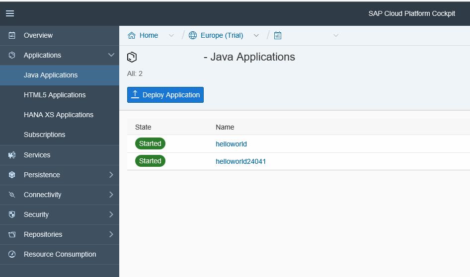Как запускать на SAP Cloud Platform сервлеты из Eclipse - 20