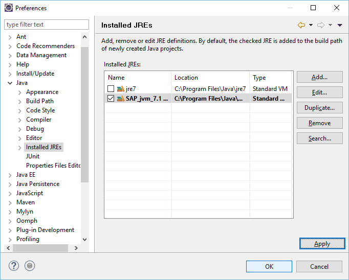Как запускать на SAP Cloud Platform сервлеты из Eclipse - 8