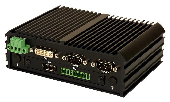 Оснащение LPC-815 включает два порта Gigabit Ethernet