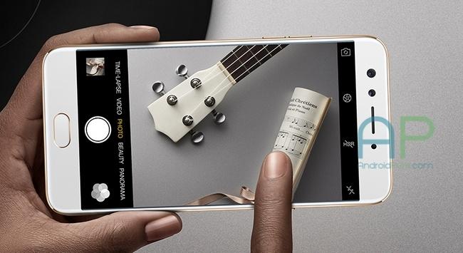 Официальные рекламные фотографии Oppo F3 опубликованы до анонса смартфона - 1