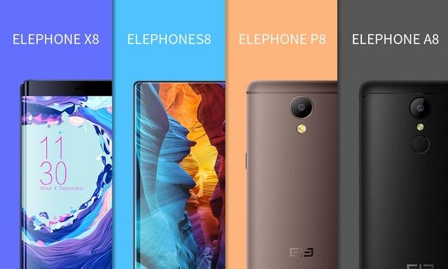 Elephone объяснила принцип наименования своих смартфонов