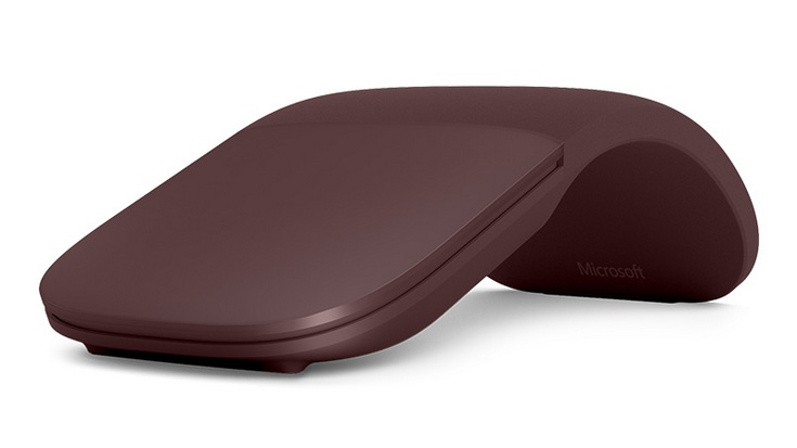 Мышь Microsoft Surface Arc Mouse стоит 80 долларов
