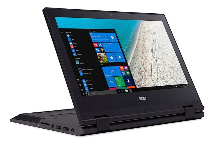 Ноутбук Acer TravelMate Spin B1 будет доступен и в версии с Windows 10 S