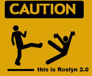 Поддержка Visual Studio 2017 и Roslyn 2.0 в PVS-Studio: иногда использовать готовые решения не так просто - 1