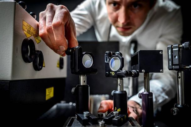 Шведские учёные создали самую быструю камеру