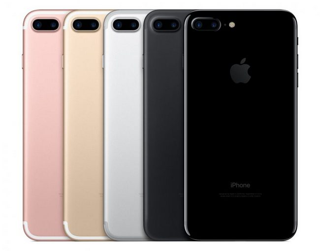 Спрос на смартфон iPhone 7 Plus оказался выше, чем ожидала Apple