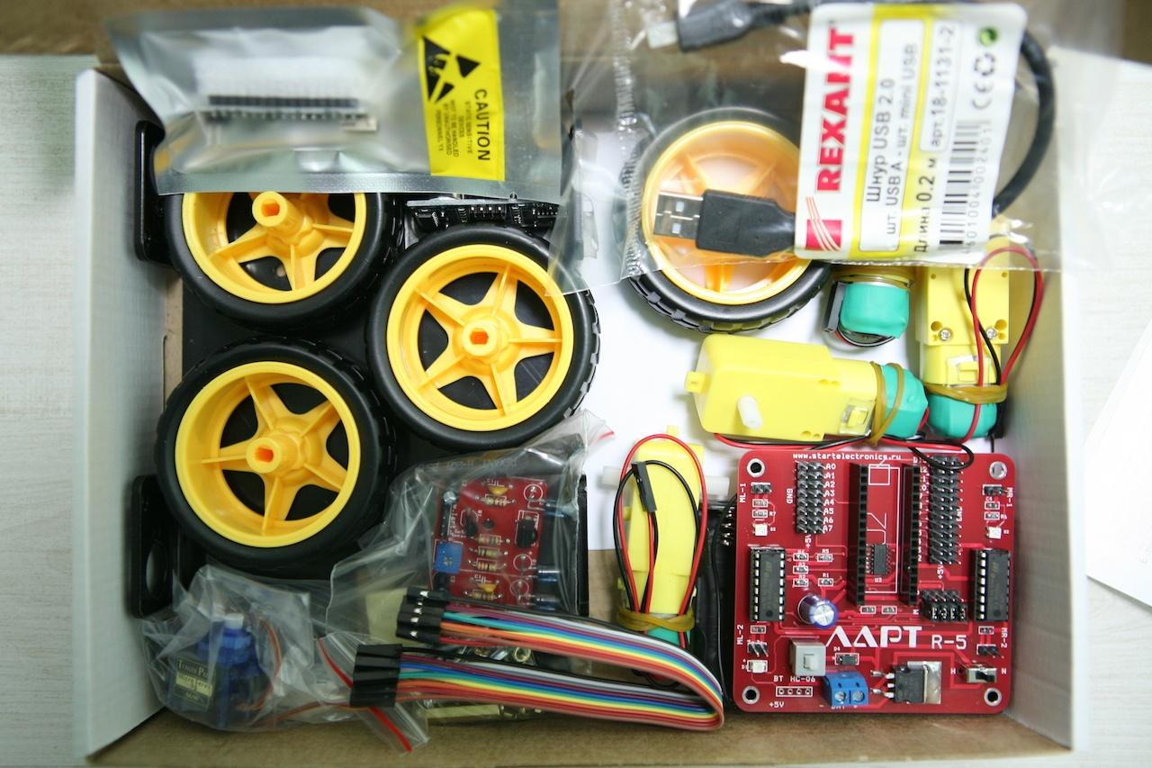 Подборка детских электронных конструкторов для первых опытов - 17