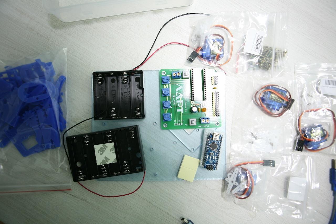 Подборка детских электронных конструкторов для первых опытов - 19