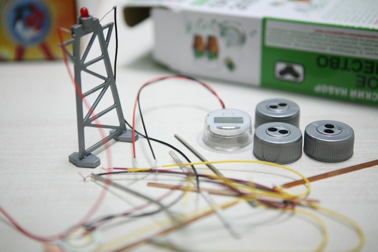 Подборка детских электронных конструкторов для первых опытов - 4