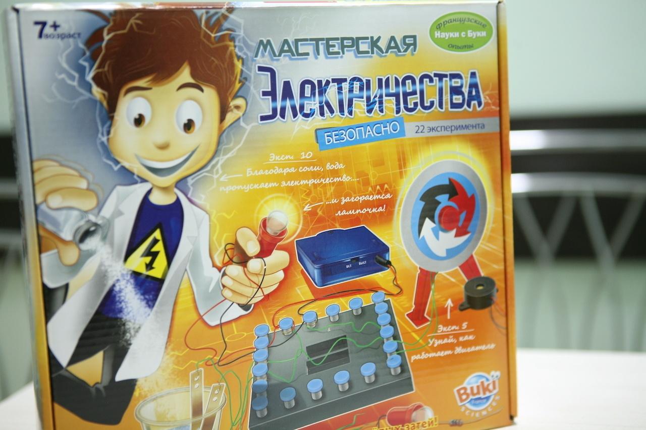 Подборка детских электронных конструкторов для первых опытов - 6