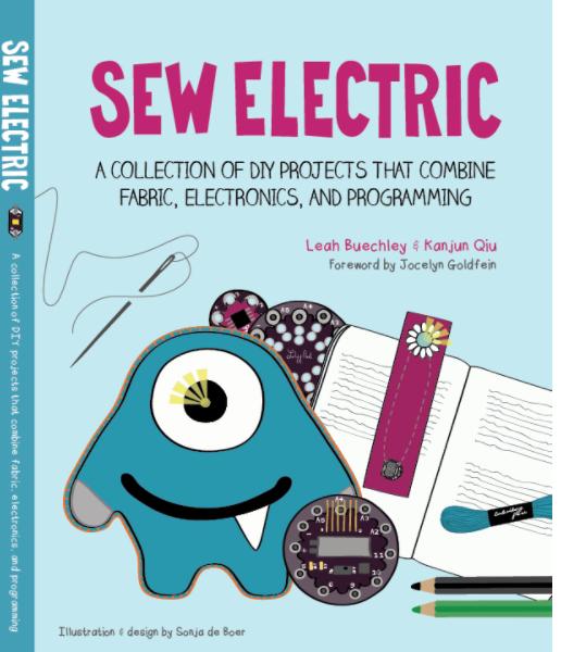 Sew Electric - книга