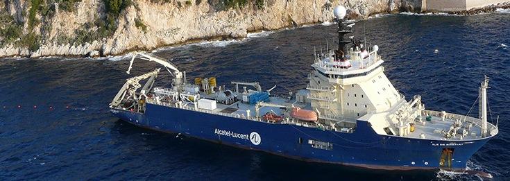 Nokia продаст подразделение Alcatel Submarine Networks