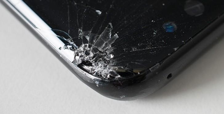 Смартфон южнокорейского производителя оказался менее прочным по сравнению с другими