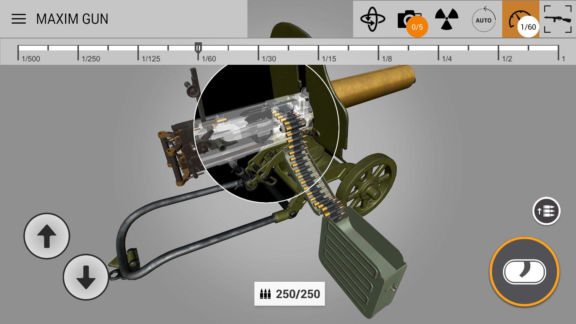 Оружие героев. Пулемет Максима под рентгеном и разборка ППШ-41 до винтика - 1