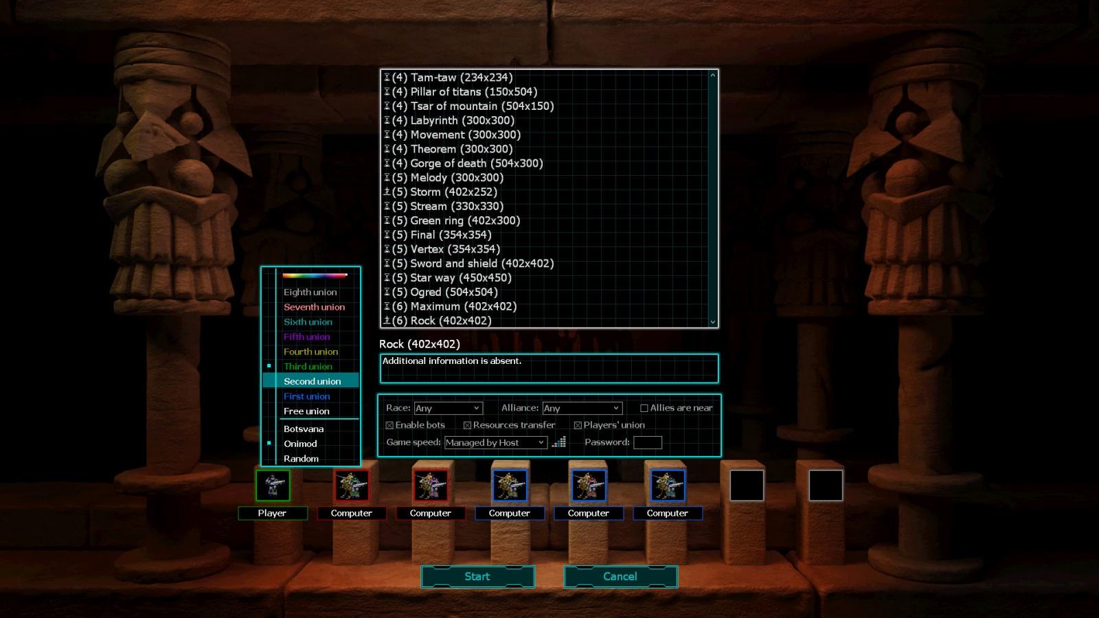 Повесть о создании классической RTS в домашних условиях с нуля (часть 2: «Воскрешение») - 3