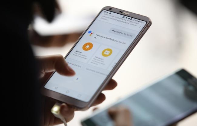 Доля смартфонов LG на американском рынке выросла до рекордных 20%
