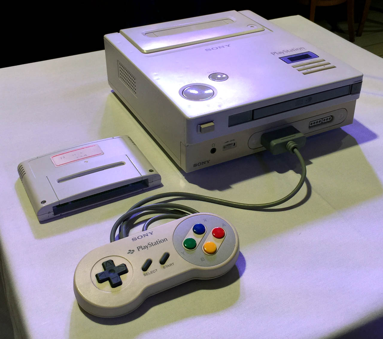 Гибридную ретро-консоль Nintendo PlayStation полностью восстановили - 2