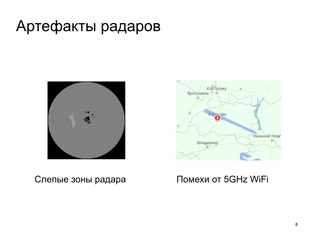 Как мы делали краткосрочный прогноз осадков. Лекция в Яндексе - 2