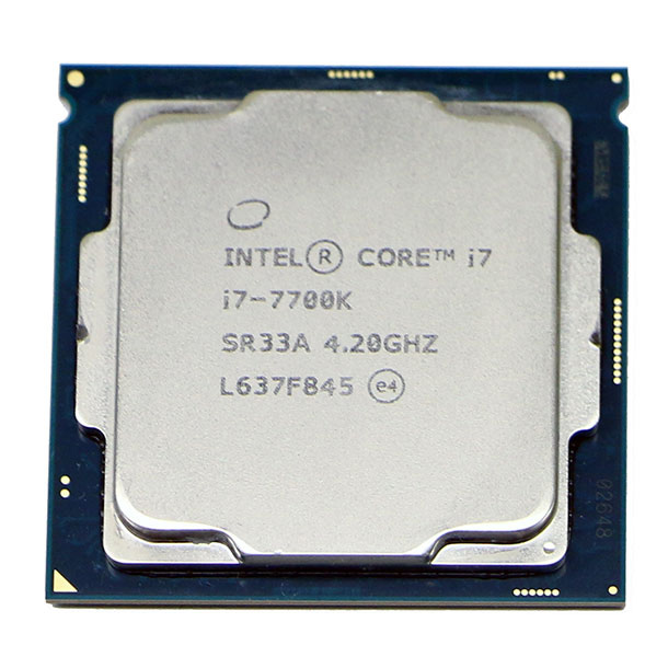 Производитель ответил тем, кто жалуется на перегрев процессора Intel Core i7-7700K