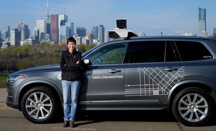Uber ATG открыла филиал в Торонто
