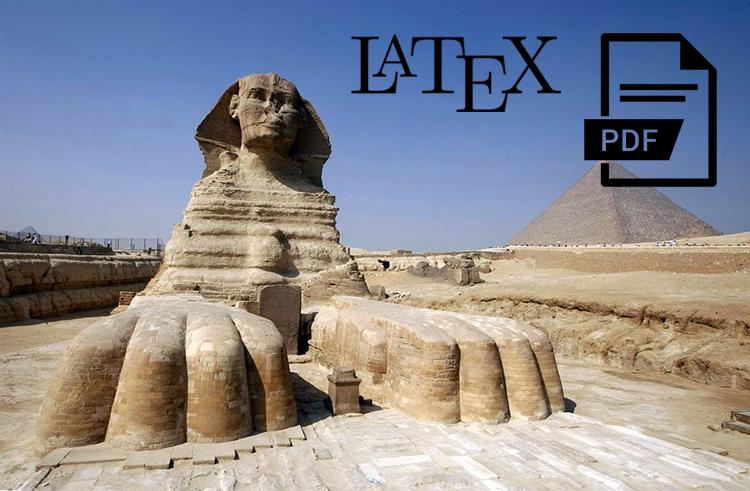 Как сделать генерацию LaTeX и PDF в Sphinx - 1