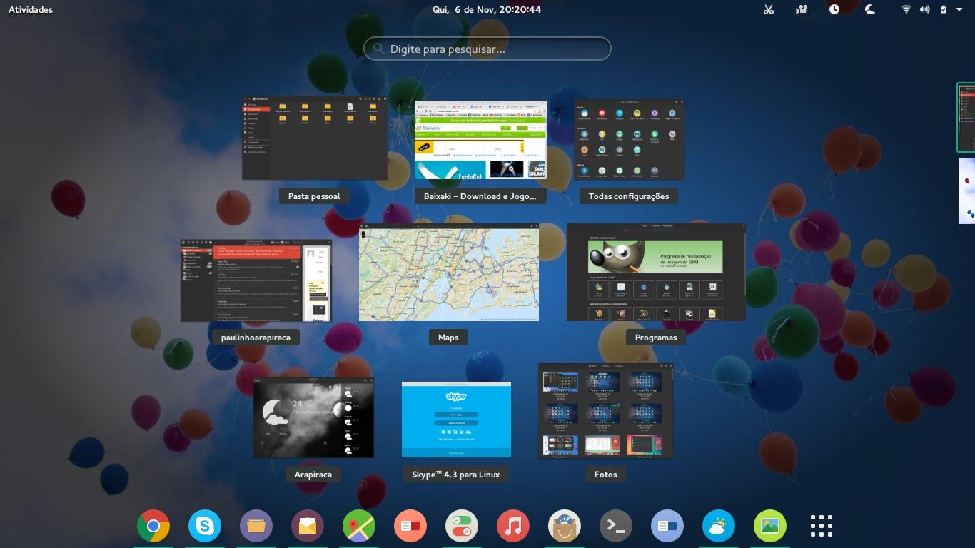 Куда податься тем, кто принял решение уйти с Ubuntu Unity - 3