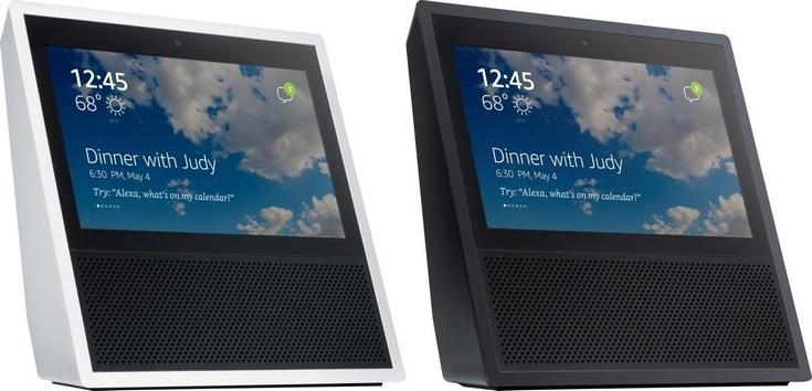 АС с сенсорным дисплеем Amazon Echo Show ожидается в июне по цене $230