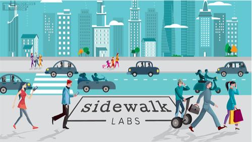 Sidewalk Labs может построить мини-город в Торонто