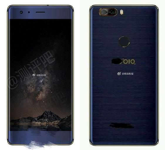 Опубликованы изображения смартфона Nubia Z17, которому приписывают 8 ГБ ОЗУ