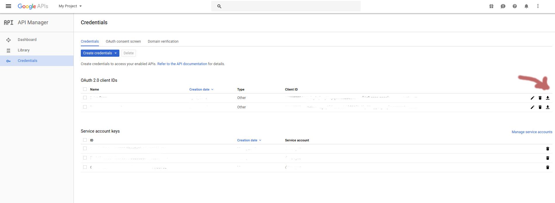 Пишем скрипт для синхронизации папок с Google Drive, плюс учимся использовать Google Drive API - 6