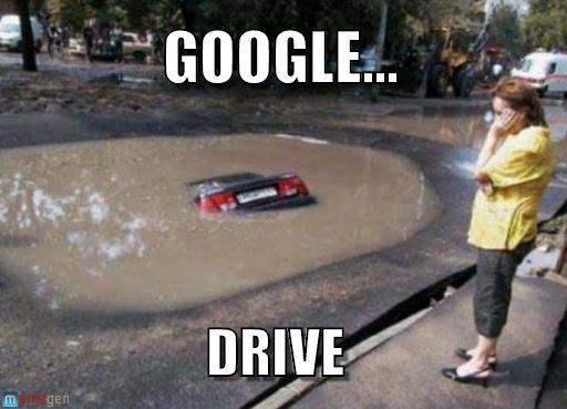 Пишем скрипт для синхронизации папок с Google Drive, плюс учимся использовать Google Drive API - 7