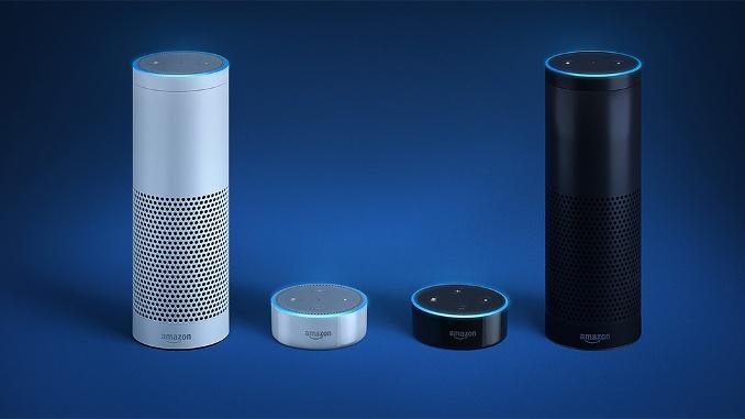 Amazon Echo лидируют на рынке умных АС