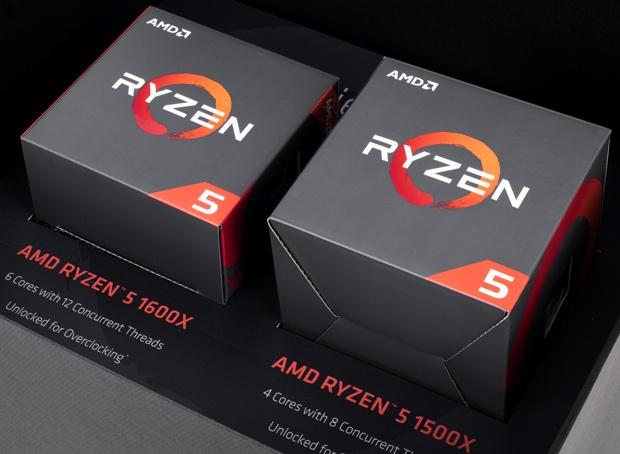 Процессоры Ryzen 5 показались потребителям лучшими за последние 10 лет