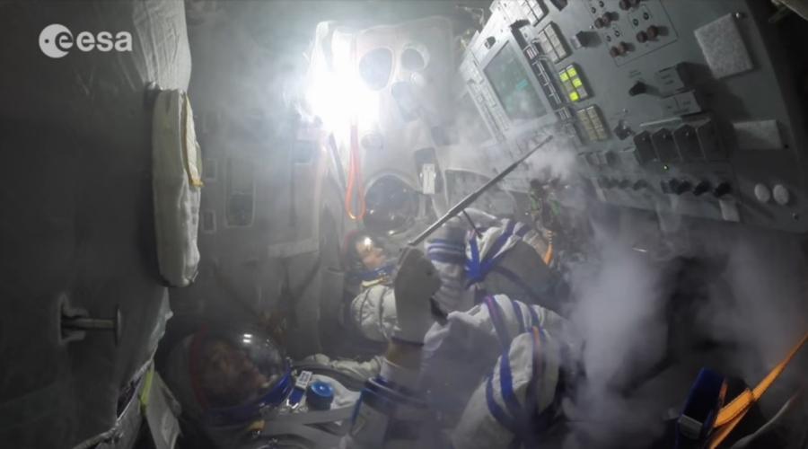 Что ждет космонавтов отбора 2017? - 1