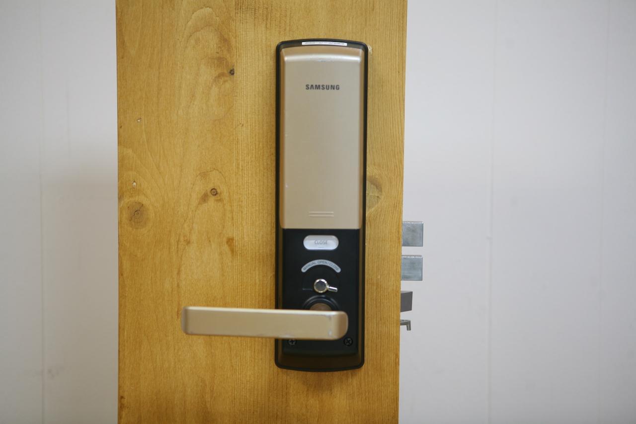 Цифровые замки Samsung: хватит закрывать двери на ключ - 5