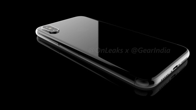 Опубликованы новые изображения модели смартфона iPhone 8