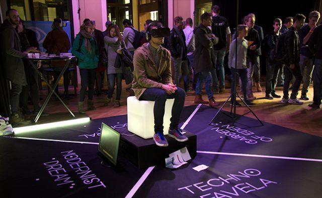 Выставки и конференции по виртуальной реальности 2017 - 11