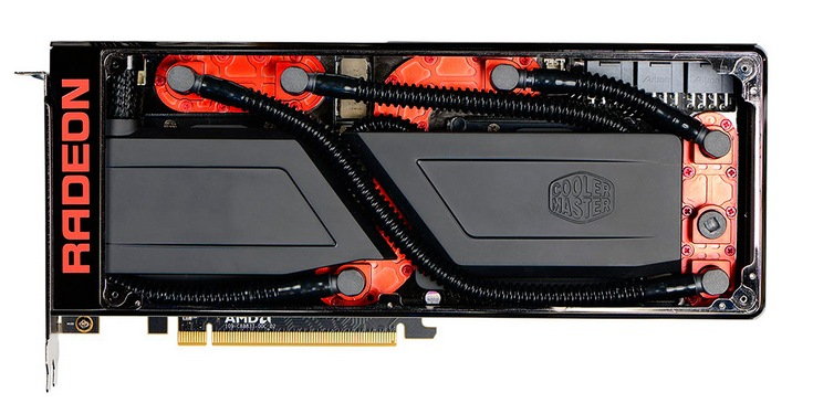 AMD может выпустить двухпроцессорную видеокарту Vega